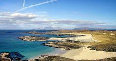Scotland's Beautiful Beaches