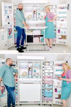 Find The BEST Craft Cabinet With Table To Suit YOU + 4 Units