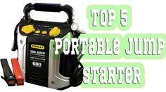 5 Best Portable Jump Starter 2016