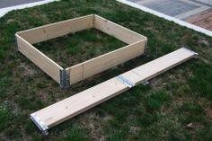 Raised Garden Beds Australia, Planter Boxes - Grow vegetables at home! Raised Garden Beds, Raised Beds, Raised Gardens, Pallet Collars, Planter Boxes, Planters, Gardening For Beginners, Garden Inspiration