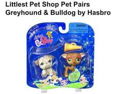 LPS Pet Pairs: Littlest Pet Shop Collectibles