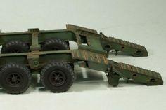 MAZ-537 Tank Transporter 1/35 Scale Model