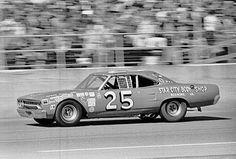 1971 NASCAR Winston Cup, Daytona 500 : Pedro Rodriguez, '70 Plymouth #25, Don Robertson's (Star City Body Shop), 13rd. (ph: randyayersmodeling.com)