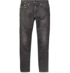Best Place Online With Mastercard Cheap Price slim-fit jeans - Grey Maison Martin Margiela Free Shipping Shop Offer MJXHQ