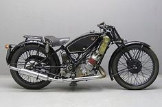 Scott 1934 Flying Squirrel 498cc 2 cyl ts 2601