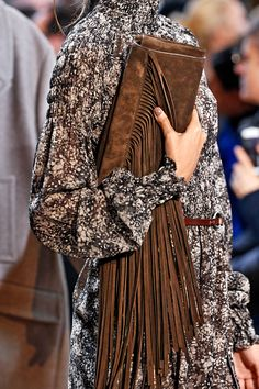 Michael Kors! I need this clutch now! This dress is Amazing as well.
