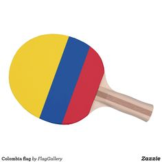 Shop from a huge selection of ping pong paddles at Zazzle - Thousands of customizable designs to choose from! Colombian Flag, Framed Initials, Ping Pong Table Tennis, Ping Pong Paddles