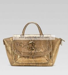 Gucci 1973medium Top Handle Bag 251813 ETD1T 8062