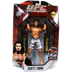 UFC UFC Collection Series 6 Clay Guida Action Figure [UFC 94], Multicolor