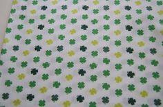 Irish Shamrock Baby Bib & Burp Cloth Gift Set St. Patrick's Day Green - You Choose Combination by PurpleLadybugGifts on Etsy