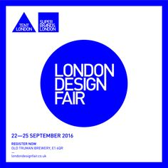 WIN a pair of tickets to The London Design Fair 22-25th September and come and say hello to us as we aw exhibiting a collection of seven of our very talented makers! We'd love to see you there. To enter just follow the link and join our mailing list - we'll also send you 10% off at The Maker Place when you join. Competition closes at 5pm on 16th September so there's not much time left!