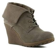 Mia Chaysee Wedge Bootie on shopstyle.com