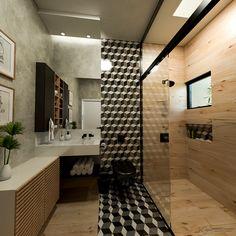 Banheiro aconchegante e moderno . . #banheiroaconchegante #banheirochique #banheiromoderno #bwc #interiores #arquitetura #decor #home #casa #bathroom #criativo #modern #ceusabarcelonatapeto #ceusapioppo