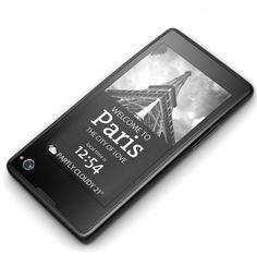 Russian Smartphone Maker Eyes Move to BlackBerry's Backyard in Waterloo E Ink Display, Digital Magazine, Blackberry, Smartphone, Phones, Android, Backyard, Tech, Eyes