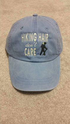 d5925764db5 Everyone needs a hat while hiking. This hat is perfect for just that! We