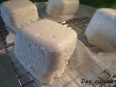 Dey cuisine: Fromages de chèvre 1/2 sec maison!