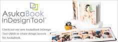 AsukaBook InDesign Tool banner