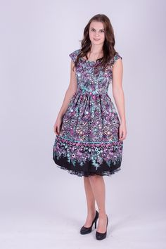 šaty 50. léta v mém shopu http://www.fler.cz/shop/miamodels