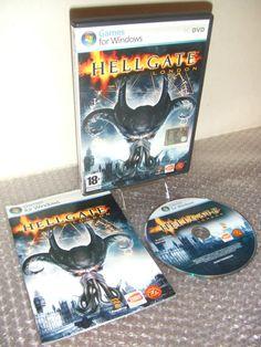 HELLGATE LONDON - Gioco PC DVD-ROM - ITALIANO