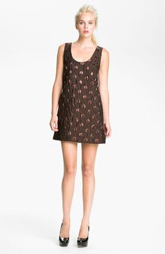 MARC BY MARC JACOBS 'Clara' Dot Jacquard Dress available at #Nordstrom