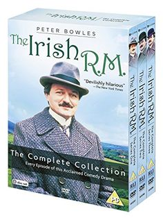 $17.48 The Irish R.M. - The Complete Collection [DVD] Movie Nights, Movie Tv, Irish, Comedy, Drama, Hilarious, The Unit, Entertaining, Collection