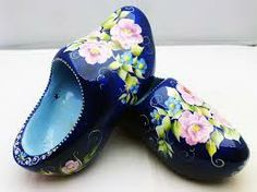 painted clogs - Google Search