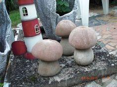 Svampe i beton - YouTube