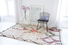 Azilal rug - rock the kilim tapis
