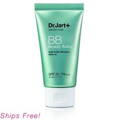 Dr. Jart+ Water Fuse Beauty Balm SPF 25+  - from my May birchbox. Love it.