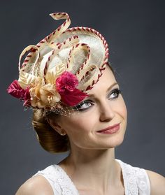 Featured #millinery album this week from Marge Iilane #hatacademy