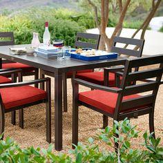 San Mateo Dining Table - Rectangular | Pier 1 Imports