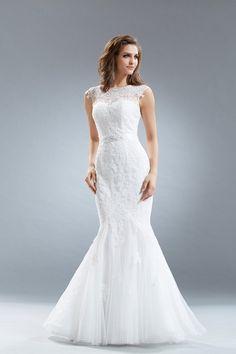 Anny's Bridal > Wedding Dresses > #AB 7077 − LAShowroom.com