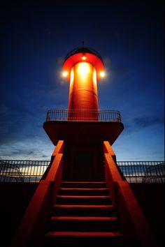 Gunsan Lighthouse, South Korea