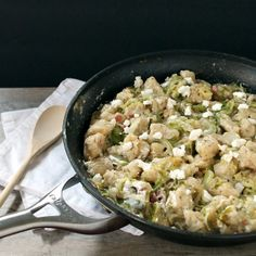 The Stay At Home Chef: Slovak Haluski - Czech Potato Dumplings and Cabbage Dish