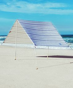 Santorini Beach Tent #zulilyfinds & These are the coolest beach tents ever | BEDROOMS | Pinterest ...