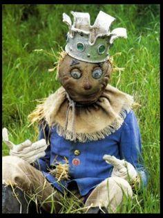 Return to Oz - Scarecrow