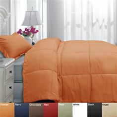 Ivy Union Premium Twin XL Comforter & Sham Set- perfect for college dorm beds!