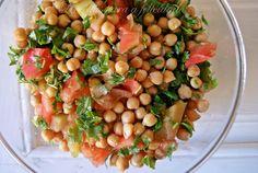Uma entrada fácil de fazer para quando surge a vontade de comer coisas simples e frescas