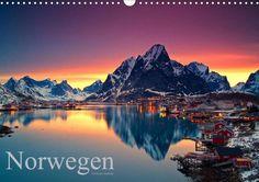 Norwegen - CALVENDO Kalender von Christian Bothner