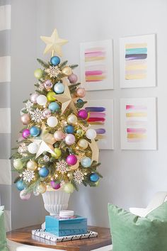 Around here, we like to put a unique spin on home decor — and Christmas trees are no exception. Instead of going the classic route this year, jazz up your tree with these unexpected ideas.
