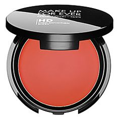 Sephora: MAKE UP FOR EVER : HD Blush  Coral.  These are cream blushes a big NO for me but the color is still gorgeous