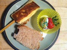 Shavuot tea party ideas! Blintzes on a stick, strawberries and cream, and more.