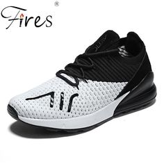 buy online 5fea1 3a452 Fires Summer Men Sneakers Lightweight Sport Shoes Outdoor Running Shoes Man  Comf Mans, Running Shoes