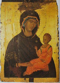 Иконы Византии. Греческий иконописный альбом (204фото)