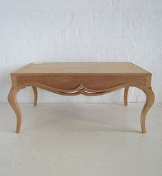 French Occasional Table / French Rectangular Coffee Table / Dutch Connection