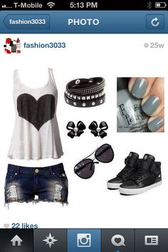 Cute outfit my style