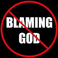 It's not God, it's us
