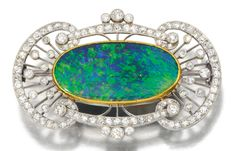 The Opal collection of Princess Ceril Birabongse of Siam at Sotheby's London's auction on July 11th
