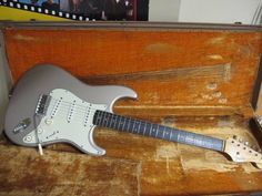 Tom Guerra's '59 Fender Stratocaster - first year of the rosewood fretboard #fender #strstocaster