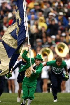 Here come the Irish !!!